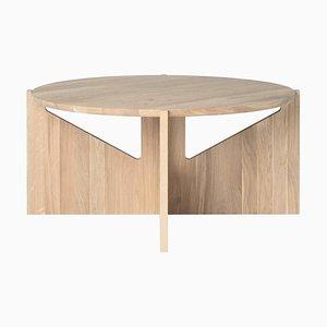 Large Oak Table by Kristina Dam Studio