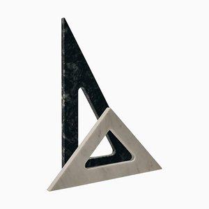 Triangles Thalis par Faye Tsakalides, Set de 2