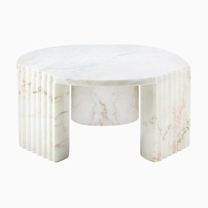Table Caravel en Marbre par Collector