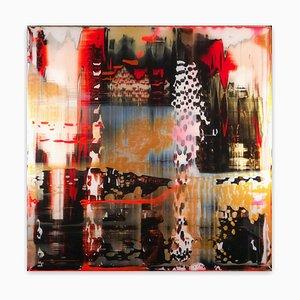 Lewis Einaudie, Abstract Painting, 2021