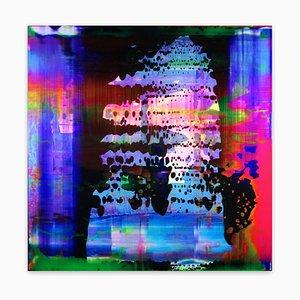 Aurorae, Abstrakte Malerei, 2021