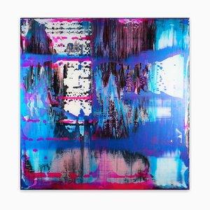 Eudaimonia, Abstrakte Malerei, 2021