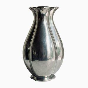 Dänische Pewter Bud Vase von Just Andersen