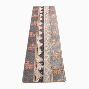 Handgefertigter türkischer Vintage Oushak Wollteppich