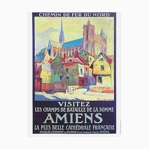 Visit Amiens, Julien Lacaze, Historial the Great War