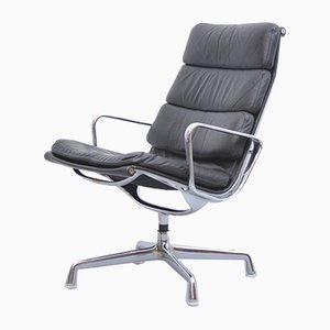 Chaise EA 214 par Ray & Charles Eames pour Herman Miller