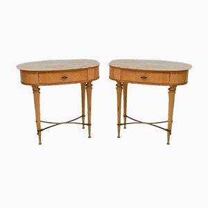 Tables de Chevet, 1960s, Set de 2