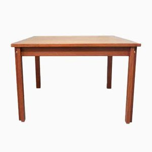 Teak Model 301 Coffee Table by Børge Mogensen for Fredericia, 1960s