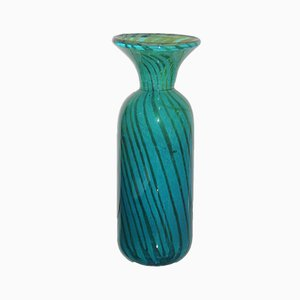 Maltese Glass Vase from Medina Design, 1970s