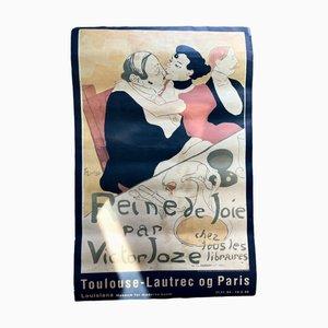 Affiche Exposition Louisiana Toulouse - Lautrec, 1994-1995