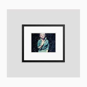Marilyn Monroe Framed in Black by Baron