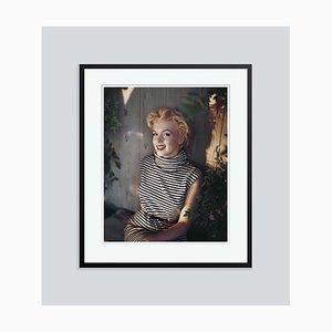 Marilyn Monroe Gerahmte in Schwarz von Baron