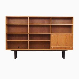 Danish Ash Bookcase, 1970s