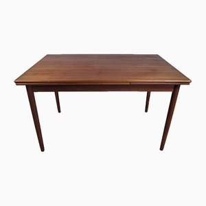 Extendable Table, Denmark, 1960s