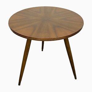 Mid-Century Dreibein Tisch, 1950s oder 1960s