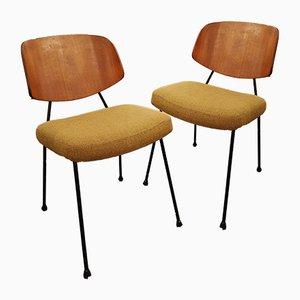 Stühle von Michael Thonet, 1950er, 2er Set