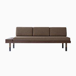 Braunes Mid-Sofa von Kann Design, 3er Set