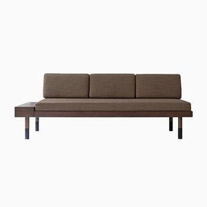 Mid / Brown Sofa from Kann Design, Set of 3