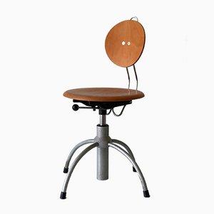 SE 41 Spring Swivel Office Chair by Egon Eiermann for Wilde + Spieth, 1960s