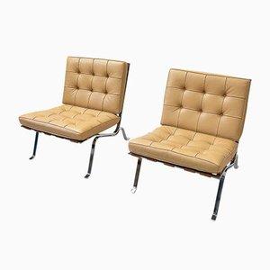 RH-301 Lounge Chairs by Robert Haussmann for De Sede, 1960s, Set of 2