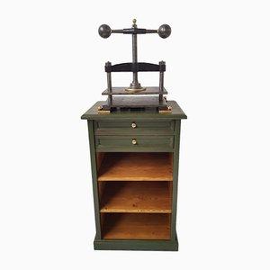 Antikes Bücherregal, 1900er