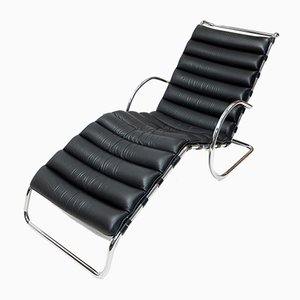 Mr Adjustable Chaise Lounge by Mies Van Der Rohe for Knoll Inc. / Knoll International, 1980s