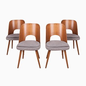 Dining Chairs by Oswald Haerdtl for Ton, 1960s, Set of 4