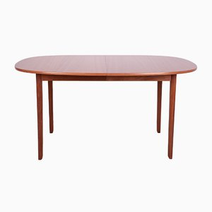 Danish Dining Table by Ole Wanscher for Poul Jeppesens Møbelfabrik, 1960s