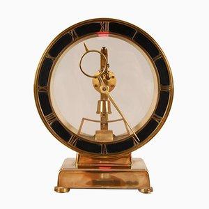 Mid-Century Modernist German Table Clock from Kundo Kieninger & Obergfell, 1950s