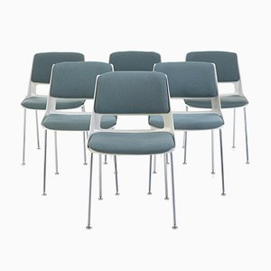 Dining Chairs by André Cordemeyer for Gispen, Netherlands, Set of 6