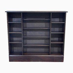 Mahogany Bookcase, 1970s