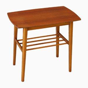 Mid-Century Danish Teak Side Table, 1950s or 1960s
