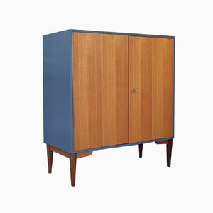 Mid-Century Modern Teak Chest of Drawers, 1950s or 1960s