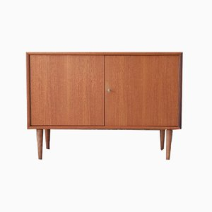 Mid-Century Teak Sideboard or Chest of Drawers from WK Möbel, 1960s