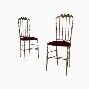 Chiavarina Chairs, Set of 2