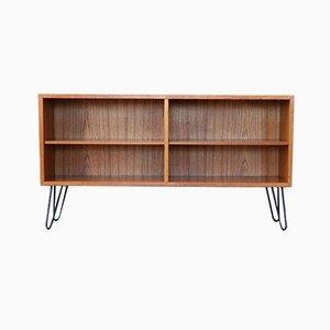 Mid-Century Teak Shelf or Sideboard from WK Möbel, 1950s or 1960s