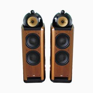 802 Hifi Lautsprecher von B & W, 2er Set