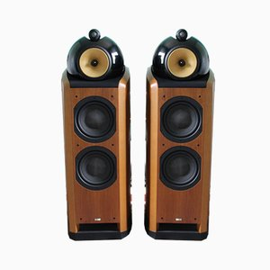 Altavoces 802 Hifi de B & W. Juego de 2