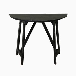 Lacquered Console Table