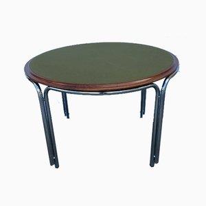 Runder Spieltisch von Gianfranco Frattini für Cassina