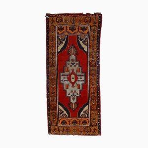 Antiker Türkisch Anatolischer Teppich, 1920er
