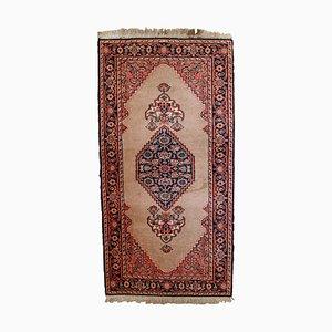 Vintage Indo-Tabriz Rug, 1960s