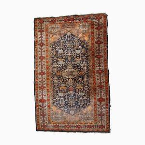 Antique Afghan Baluch Rug, 1920s