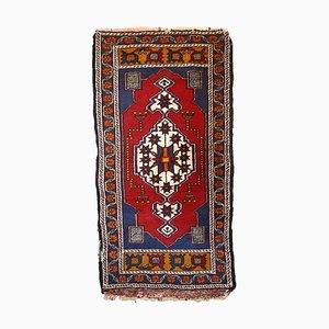 Tapis Yastik Vintage, Turquie, 1960s