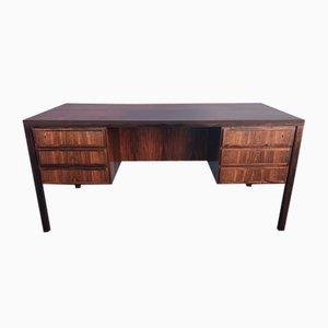 Palisander Modell 77 Schreibtisch von Omann Jun, 1960er