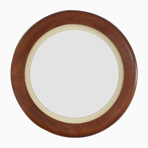 Mirror with Rosewood Frame, 1970s