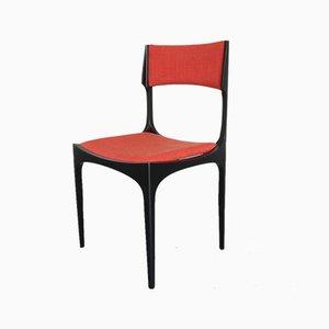 Elisabetta Chairs by Giuseppe Gibelli for Luigi Sormani, Set of 10