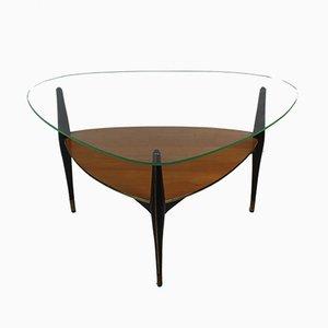 Italian Mid-Century Tripod Table