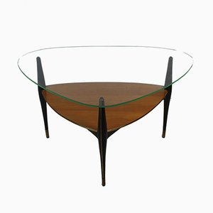 Table Trépied Mid-Century, Italie