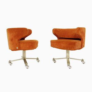 Poney Chairs by Gianni Moscatelli for Formanova Milano, Set of 2
